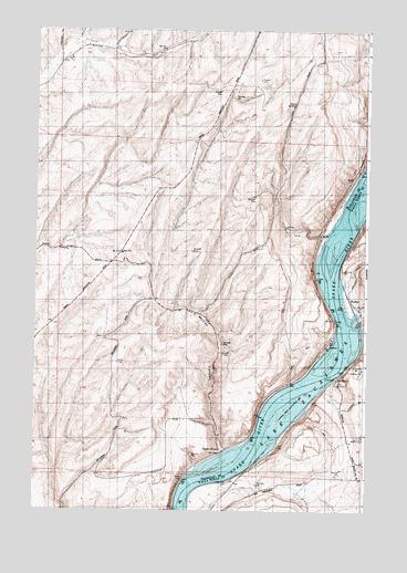 Snake River Washington Map.Snake River Wa Topographic Map Topoquest