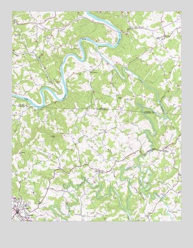 Sparta East Nc Topographic Map Topoquest