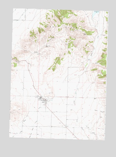 Albion Idaho Map.Albion Id Topographic Map Topoquest