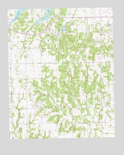Stillwater Sw Ok Topographic Map Topoquest