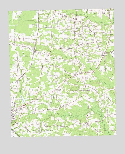 Tabor City Nc Map.Tabor City East Nc Topographic Map Topoquest