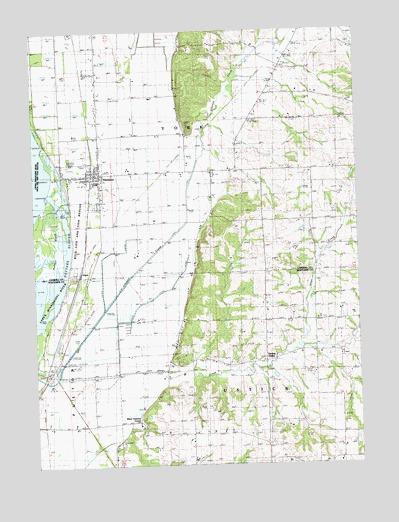 Thomson Illinois Map.Thomson Il Topographic Map Topoquest