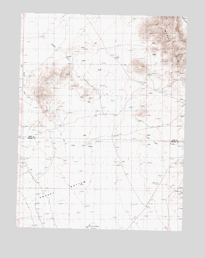 Topaz Mountain Utah Map.Topaz Mountain Sw Ut Topographic Map Topoquest