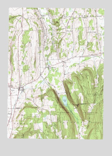 Nys Elevation Map.Tully Ny Topographic Map Topoquest
