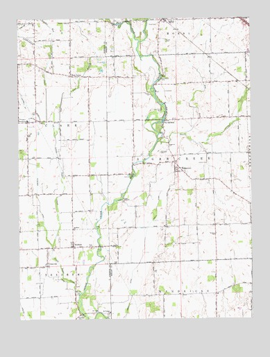 Boggstown Indiana Map.Boggstown In Topographic Map Topoquest