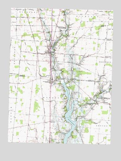 Waldo Ohio Map.Waldo Oh Topographic Map Topoquest