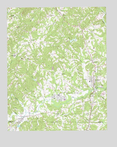 Walnut Cove Nc Map.Walnut Cove Nc Topographic Map Topoquest