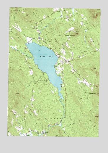 Weld Me Topographic Map Topoquest
