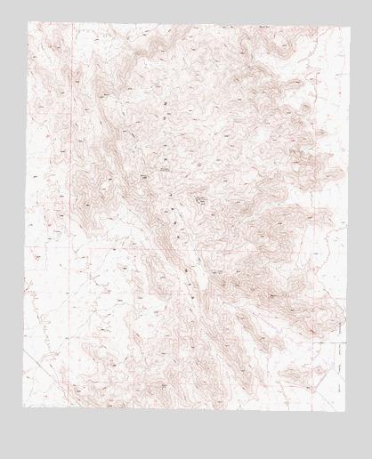 White Tank Mountains, AZ Topographic Map - TopoQuest