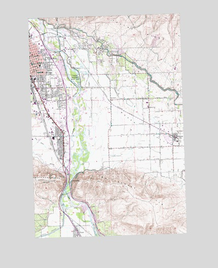 Yakima East, WA Topographic Map - TopoQuest on the nez perce map, yakama vally map, whidbey island map, bremerton map, mossyrock map, cowiche map, hood canal map, wenatchee map, elwha map, chelan butte map, tri-cities map, mount rainier national park map, walla walla map, camano map, austin map, moses lake map, king county map, washington map, north cascades national park map, desert aire map,