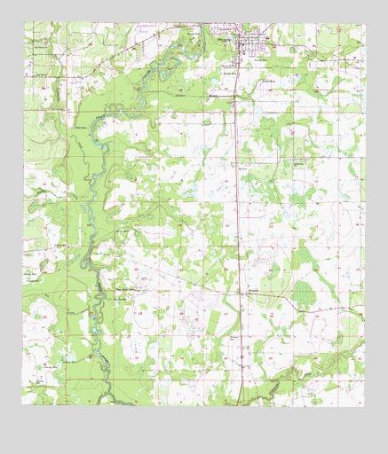 Zolfo Springs Fl Topographic Map Topoquest