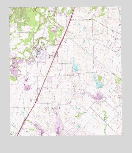 Map Of Texas Kyle.Buda Tx Topographic Map Topoquest