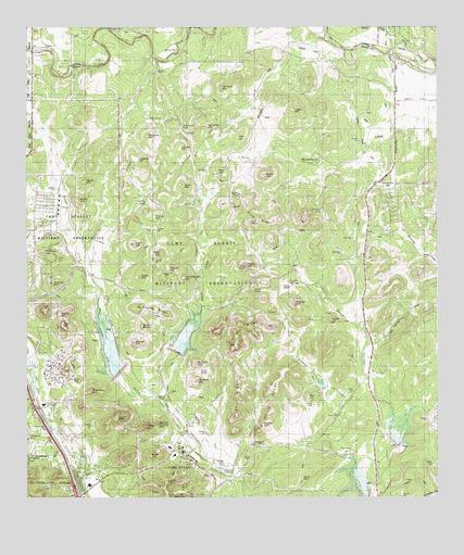 Camp Bullis, TX Topographic Map - TopoQuest