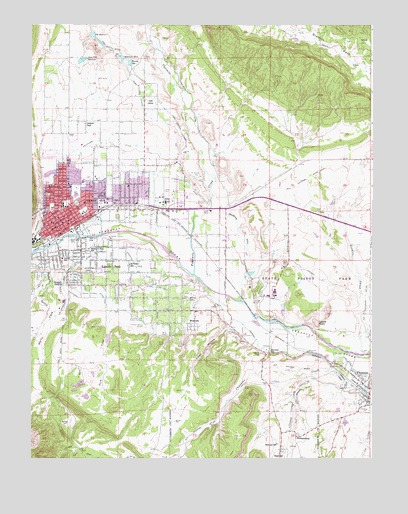 Canon City, CO Topographic Map - TopoQuest on ft collins zip code map, boulder city map, grand junction mi map, grand junction to denver map, grand-junction winery map, texas canyon arizona map, salida co map, canon city co map, grand junction and rapid city map, cheyenne city map,