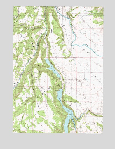 Cliff On A Topographic Map.Cliff Lake Mt Topographic Map Topoquest