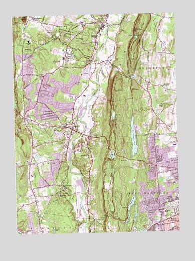 Topographic Map Ct.Avon Ct Topographic Map Topoquest