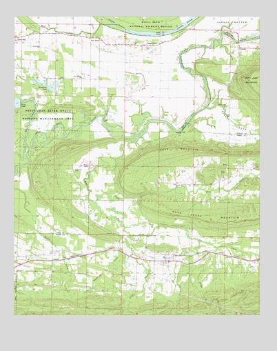 Casa Ar Topographic Map Topoquest