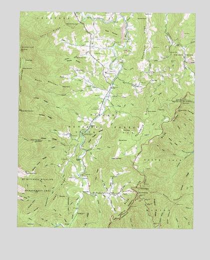 Celo, NC Topographic Map   TopoQuest