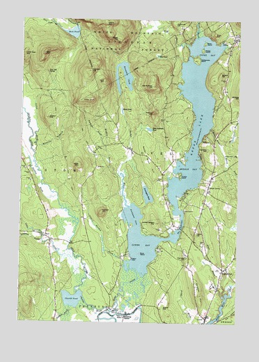 Lovell Maine Map.Center Lovell Me Topographic Map Topoquest