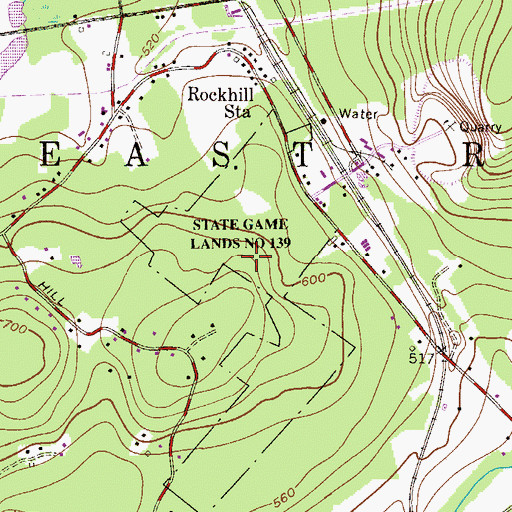 Click on map above to begin viewing in our map viewer