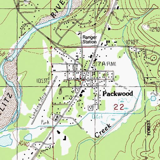 Packwood Wa