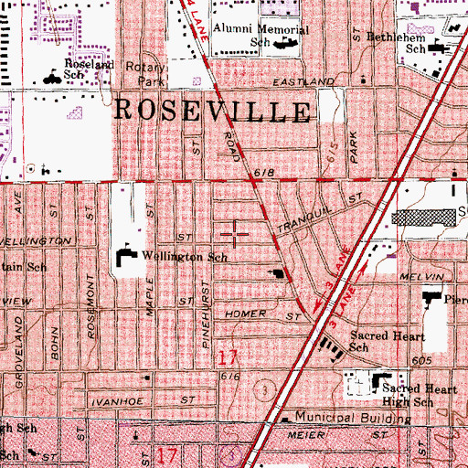 City Of Roseville Mi