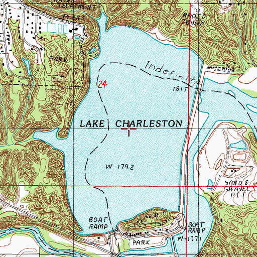 Lake Charleston Il