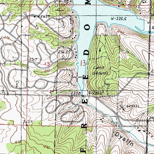 lake carroll il map Lake Carroll Il lake carroll il map