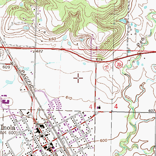 Inola Oklahoma Map.Inola High School Ok