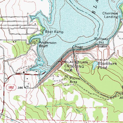 lake palestine texas map Lake Palestine Tx lake palestine texas map