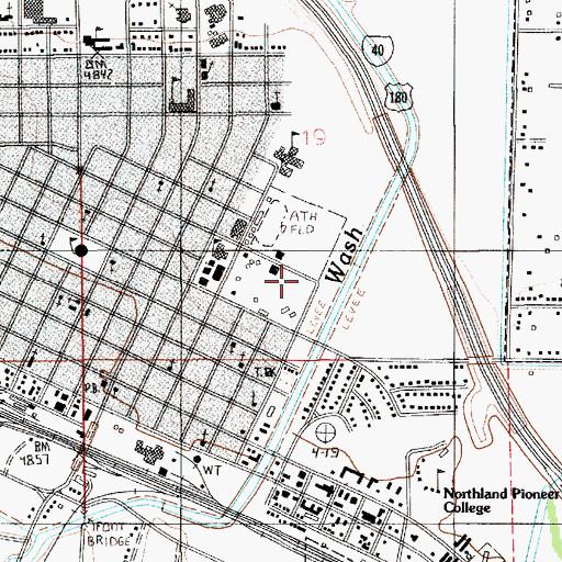 Winslow City Park Az