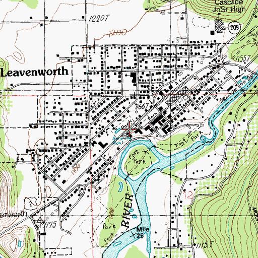 City of Leavenworth, WA