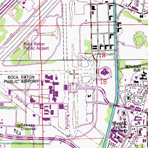 Karen Slaterry Fau Campus Map on