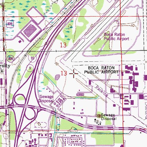Florida Atlantic University Boca Raton Campus Tom Oxley Athletic