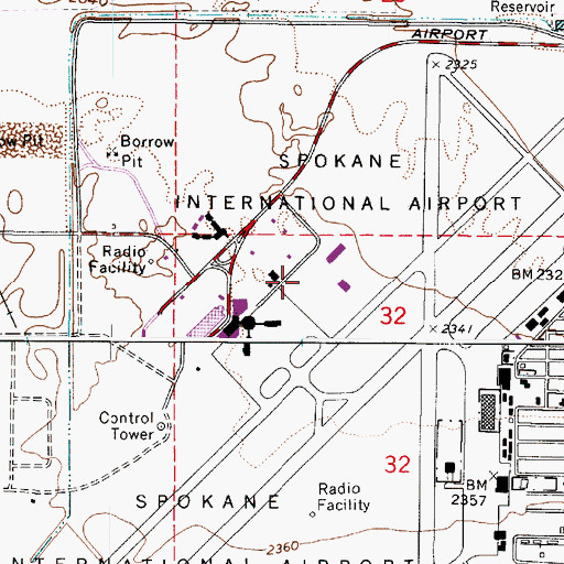 Spokane International Airport Fire Department Wa