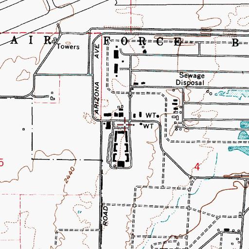Spokane County Fire District 3 Fairchild Air Force Base Fire
