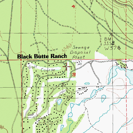 Black Butte Ranch Wastewater Treatment Plant, OR